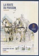 Collector 8 TVP LV La Route Du Poisson De Boulogne Sur Mer à Paris Triptyque Neuf - Collectors