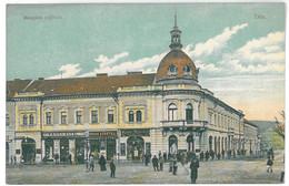 RO 04 - 14905 DEJ, Cluj, Romania, Market - Old Postcard - Used - 1907 - Roemenië