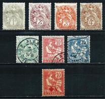 Alejandría (Francesa) Nº 19/24-27-34 ... - Unused Stamps