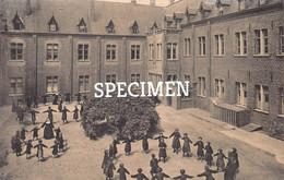 Klooster Der Zusters Van Liefde Hospitaal - Speelplaats Der Weesjes  - Cortemarck - Kortemark - Kortemark