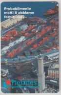NUOVA   £. 5.000  -  31.12.1998   PLEIADES  Srl  -  CONTAINER  SERVICE - Openbaar Getekend