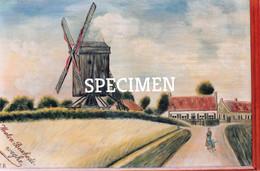 Copy Molen Boschedeweghe  - Cortemarck - Kortemark - Kortemark