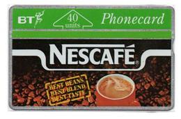 Nestlé Céréale Chocolat Télécarte BT 40 Unités  Units Phonecard (T 422) - Alimentazioni