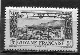 GUYANE  FRANCAISE  N°  16 **  PA  (Y&T)  (Neuf) - Ungebraucht