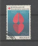 Belgium 1985 Red Cross OCB 2162  (0) - Oblitérés
