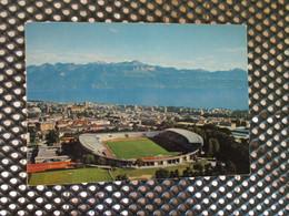 Vue Aerienne Stade De Lausanne - VD Vaud