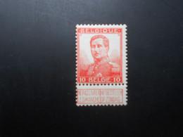 111 Xx MNH Pellens Koning Albert I - Roi Albert I - 1912 Pellens