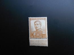 113 Xx MNH Pellens Koning Albert I - Roi Albert I - 1912 Pellens