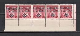 1938 Sudetenland Karlsbad Mi 9 (geprüft Mahr BPP) Postfrisch - Sudetenland