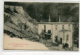 19 MESTES Usines Hydro Electrique De La Bessette Ouvriers Cour Animation 1910   D07 2020 - Other Municipalities