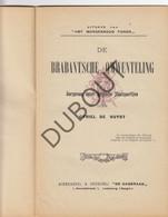 """Brabantse Omwenteling - C. De Vuyst - Gedrukt Te Ledeberg, """"De Dageraad"""" (U101) - Oud"""
