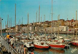 62 - Boulogne Sur Mer - Le Port De Plaisance Et Le Quai Gambetta - Bateaux - CPM - Voir Scans Recto-Verso - Boulogne Sur Mer