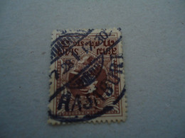 SIAM THAILAND    USED   STAMPS  KINGS WITH POSTMARK - Siam
