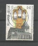 Belgium 2000 Churches & Organs OCB 2929 (0) - Gebraucht