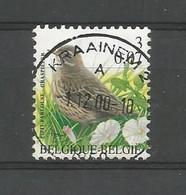 Belgium 2000 Bird OCB 2920 (0) - Gebraucht