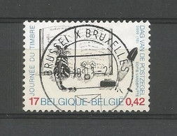 Belgium 2000 Stamp Day OCB 2900 (0) - Gebraucht
