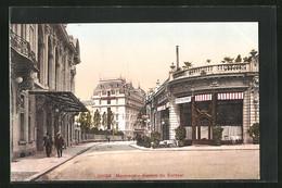 AK Montreux, Avenue Du Kursaal - VD Vaud