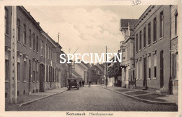 Handzamestraat - Cortemarck - Kortemark - Kortemark