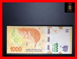 """ARGENTINA 1.000 1000 Pesos  2021  P. 366   Serie M   """"sig. Massa - Pesce""""      UNC - Argentina"""