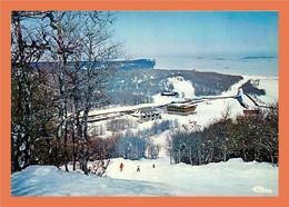 A383/119 12 - LAGUIOLE Champs De Ski - Piste Et Station - Unclassified