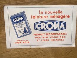 BUVARD CROMA - Wash & Clean