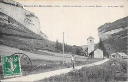 Cpa 39 BAUME LES MESSIEURS - Baume-les-Messieurs