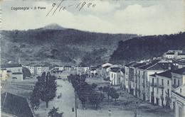 Basilicata  - Potenza - Lagonegro - Il Piano - F. Piccolo - Viagg - Bel Panorama Animato - Other Cities