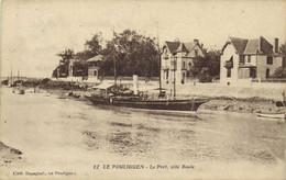 """LE POULIGUEN  Le Port Coté Baule Yacht """"La Linotte""""  Villas RV - Le Pouliguen"""