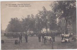 Vilvoorde - Nieuwe Boulevard - Jaarmarkt (A.-B.) (niet Gelopen Kaart) - Vilvoorde