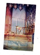 Carte Tombe Du Christ Jerusalem Cachet Sur Avion Jordanie - Israele