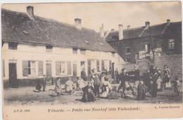 Vilvoorde - Kleine Neerhofstraat (Vuilenhoek) (Verelst-Peeters)(gelopen Kaart Van Voor 1900 Met Zegel) - Vilvoorde