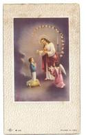 Devotie Devotion - Communie Communion - Willy Damman - Nieuwpoort 1958 - Communion