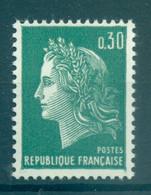 France 1969 - Y & T  N. 1611 - Type Marianne De Cheffer - 1967-70 Marianne Of Cheffer