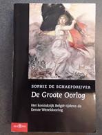 De Groote Oorlog Door Sophie De Schaepdrijver, 2008, 366 Blz. - Other