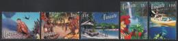 Vanuatu 2002 - Mi-Nr. 1149-1153 ** - MNH - Öko-Tourismus - Vanuatu (1980-...)