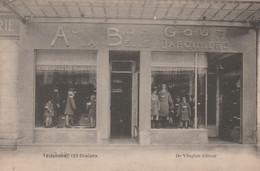 CPA:CHALONS SUR MARNE (51) MAGASIN A LA BELLE JARDINIÈRE AU BON GOUT - Châlons-sur-Marne