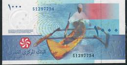 COMORES P16c 1000 FRANCS TYPE 2006 Issued 2020 Signature 9 #S   UNC. - Comoros