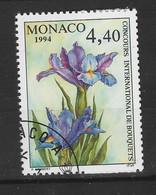 MONACO 1994 Yv 1932 Obli - - Used Stamps