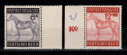 Allemagne - MI 857 & 858 N** MNH - Nuevos