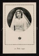 Communie / ADEL / ROYALTY / Luxembourg / Princesse Joséphine-Charlotte De Belgique / Grande-Duchesse / 1941 - Communion