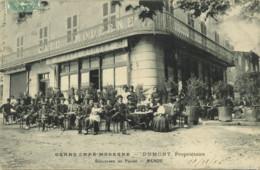 48*Lozère* - Mende - Grand Café Moderne - Dumont Propriétaire - Mende