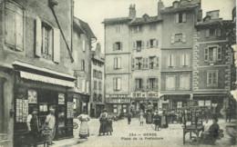 48*Lozère* - Mende - Place De La Préfecture - Mende