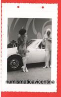 Auto Cars Citroen Maserati ? Salone Di Ginevra Old Photo 1970 Automobiles Wagen Voitures Vehicles - Automobili