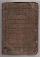 76 SEINE MARITIME MILITARIA - SAINT MARTIN AUX BUNEAUX - LIVRET MILITAIRE CLASSE 1888 - VEULETTES / GARDE DU LITTORAL - Documenti Storici