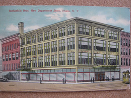 Rothschild Bros. New Department Store, Ithaca, N.Y. - Posted 1914 - Other