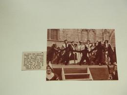 """Origineel Knipsel ( F 42 ) Uit Tijdschrift """" La Patriote Illustré """" 1952 :   Ypres   Ieper - Unclassified"""