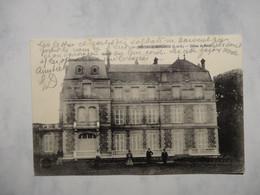 Montigny - Le-Bretonneux - Château Du Manet (4470) - Montigny Le Bretonneux