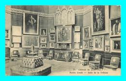 Rd A005 / 801 60 - CHATEAU DE CHANTILLY Musée Condé Salle De La Tribune - Chantilly