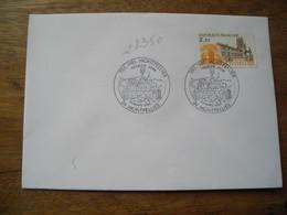 FDC 1985   N° 2350 Montpellier - 1980-1989