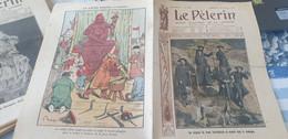 PELERIN 11/ LA CHINE BOUGE JEUNE EUROPE YUAN CHI KAI  /RELIGIEUX GRAND SAINT BERNARD /NOTRE DAME DES FLOTS VANNES - 1900 - 1949